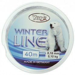 Żyłka York Exclusive Winter 0.12 10szt